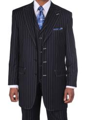 Navy Hugo Boss Suit