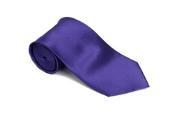 100% Silk Solid Necktie