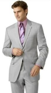 mens one button suits