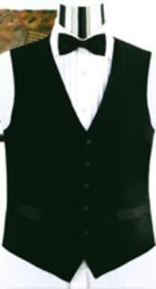 Black Not Shiny Tuxedo