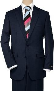 Navy Blue Quality Suit