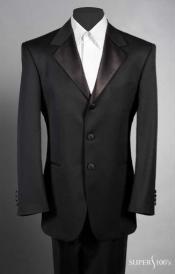 Tuxedo 2-piece 3 Button