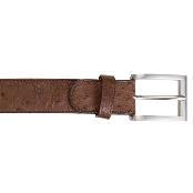 Ostrich Quill Belt