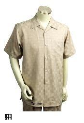 Walking Suit Set (Shirt