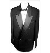 Breasted Mens Tuxedo Stripe