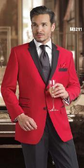 2 Button Tuxedo Fashion