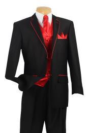 5 Piece Tuxedo Elegance