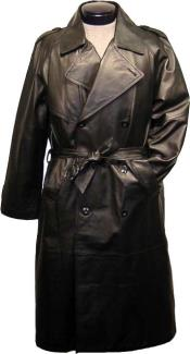 Duster Mens Classic Trench