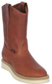 BOOTS Honey Round Toe