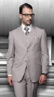 Lapel Two Buttons Side