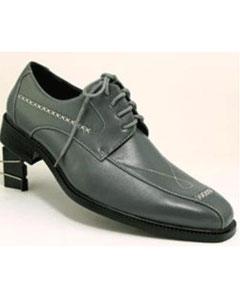 Dress Shoes Gray