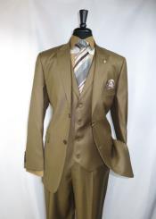 Falcone mens Brown suits
