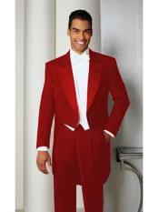 Basic Full Dress Red