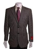 Mens Black SportCoat