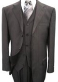 Mens 3 Button Suits