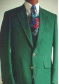 Mens Colored Blazer