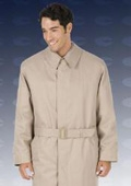 46 inch center vent coat