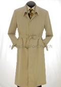 Weather Mens Trench Coat