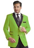 Apple Green Tuxedo