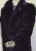 Fur Coat Black $199