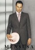 Beatiful Mens Gray Suit