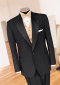 Mens Fitted Tuxedos