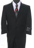Boys 2 Button Suit