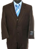 Brown Suits