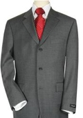 Mens Dark Charcoal Suit