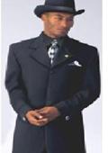 Mens 4 Buttons Suit