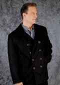 Pea Coat Dark Navy