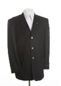 New Mens Black Blazer