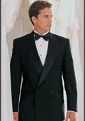 Breasted Black Tuxedo Super
