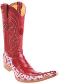 Mens Red Boot