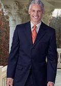 Long 2PC Solid Color Suit
