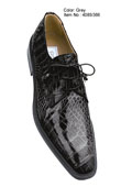 Mens Alligator Skin Shoes