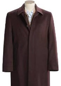Button CoCo Brown Mens