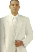 Cream 2 button Style jacket
