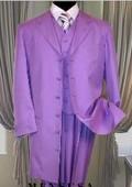 Violet Zoot suits