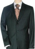 Mens Wool Suit