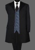 Long Tuxedo Suit $139
