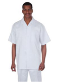 Mens White Casual Suit