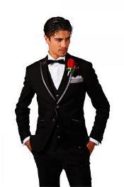 Black wedding Suits
