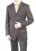 Charcoal Gray 3 Button