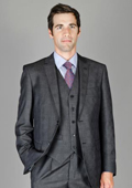 Charcoal Suits