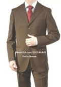 Dark Brown Super Wool