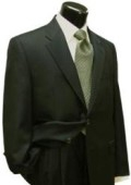 Mens Green Suit
