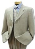 Mens Khaki Light Tan