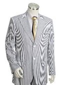 Men's 3 Buttons Suit