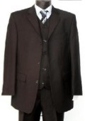 3 Piece suit black